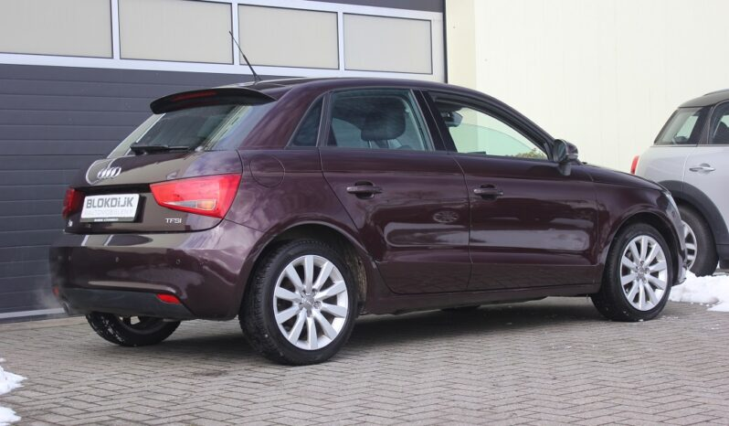Audi A1 Sportback 1.2 TFSI Attraction vol