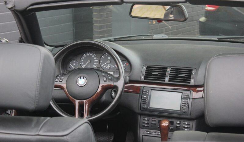 BMW 3-serie Cabrio 320Ci AUT Special Executive vol